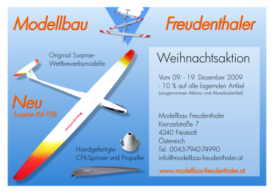 Promotion Freudenthaler for a magazine